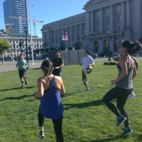 3-Day a Week Bootcamp San Francisco 6 Week Session Package