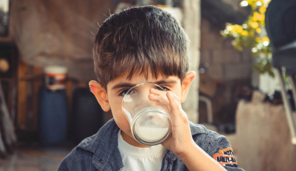 child nutrition, milk substitutes