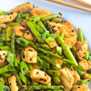 Healthy chicken recipe