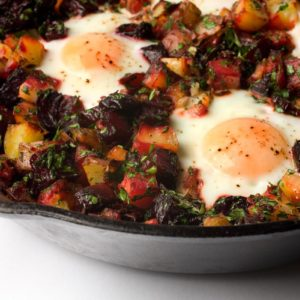 Red Flannel Hash